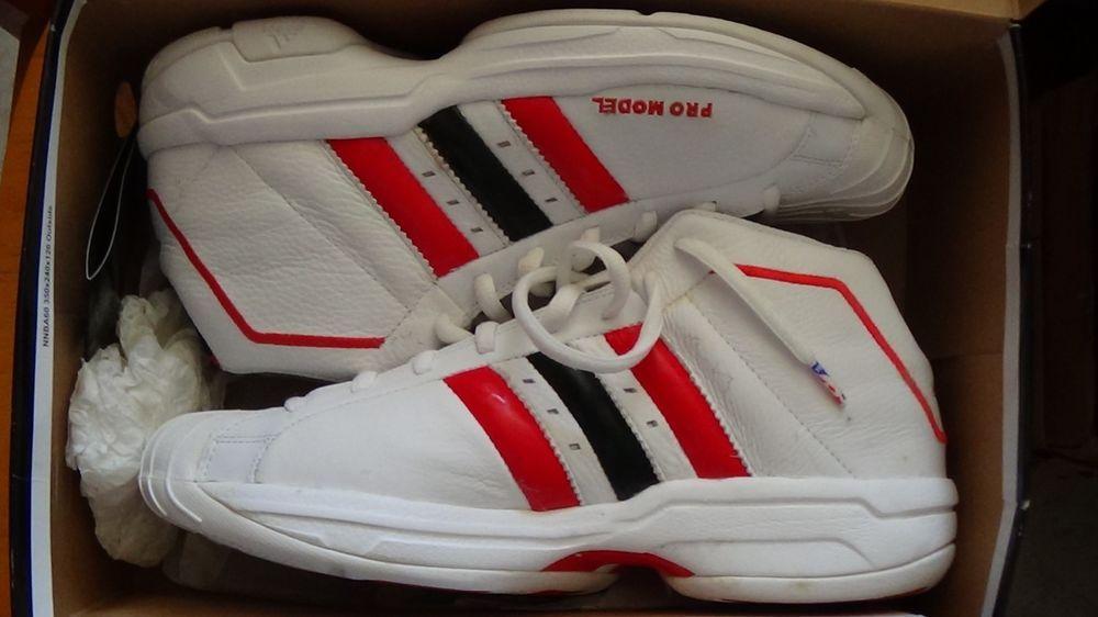 adidas pro model basketball shoes 2008