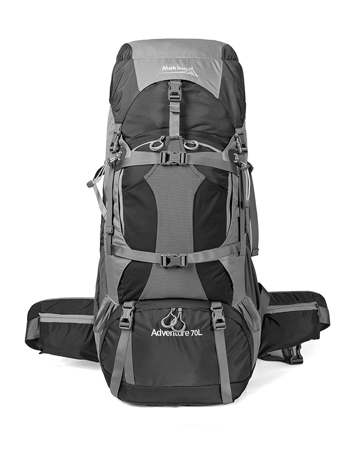 Makino Hiking Backpack 70L with Internal Frame 5523     Don t get left  behind b91f1464603f1