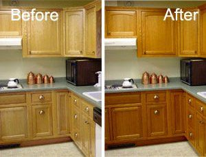 Cabinet Color Shift - Houston area check us out at www ...
