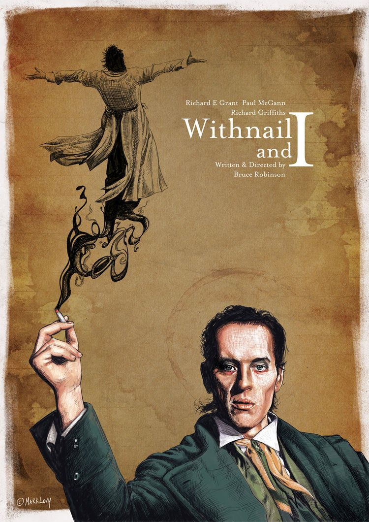 Withnail & I Poster Alternative movie posters, Withnail