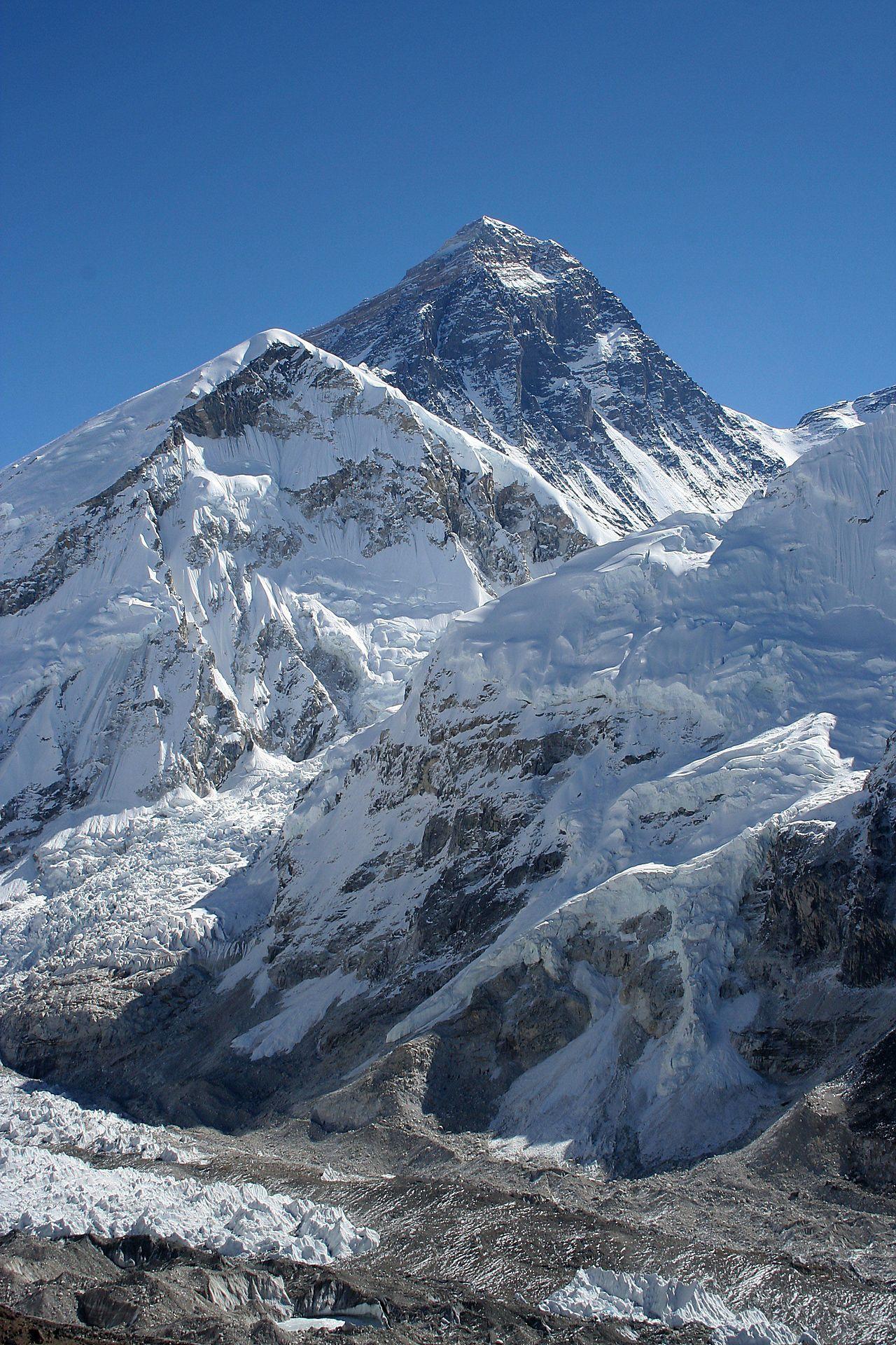 Mount Everest Wikipedia Schöne landschaften