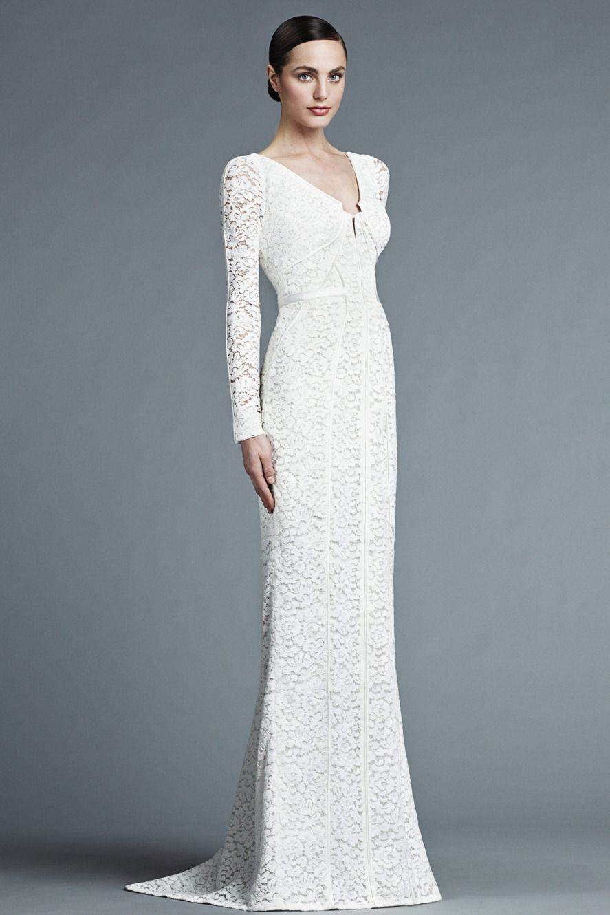 J. Mendel | Spring, Bridal collection and Bridal gowns
