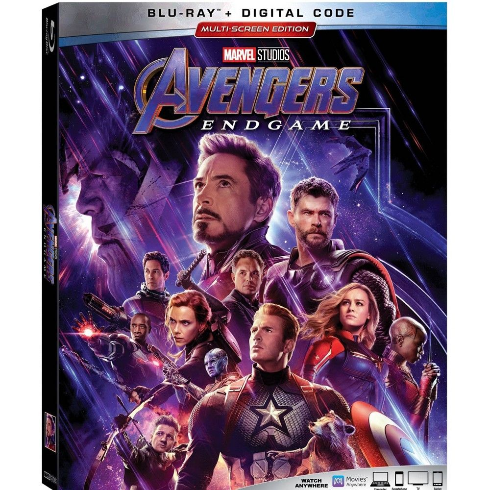 Avengers Endgame Blu Ray Digital Avengers Marvel Movies Marvel Studios