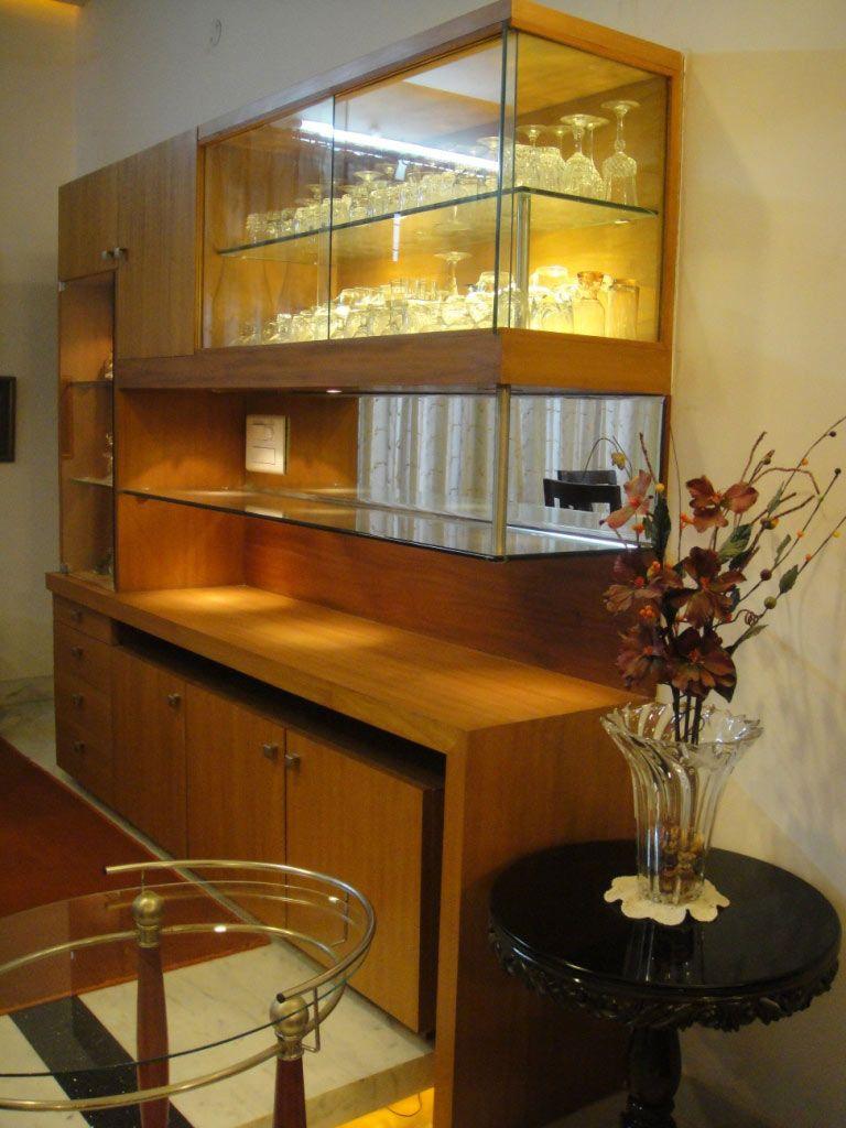 Kitchen Crockery Unit Design Pictures