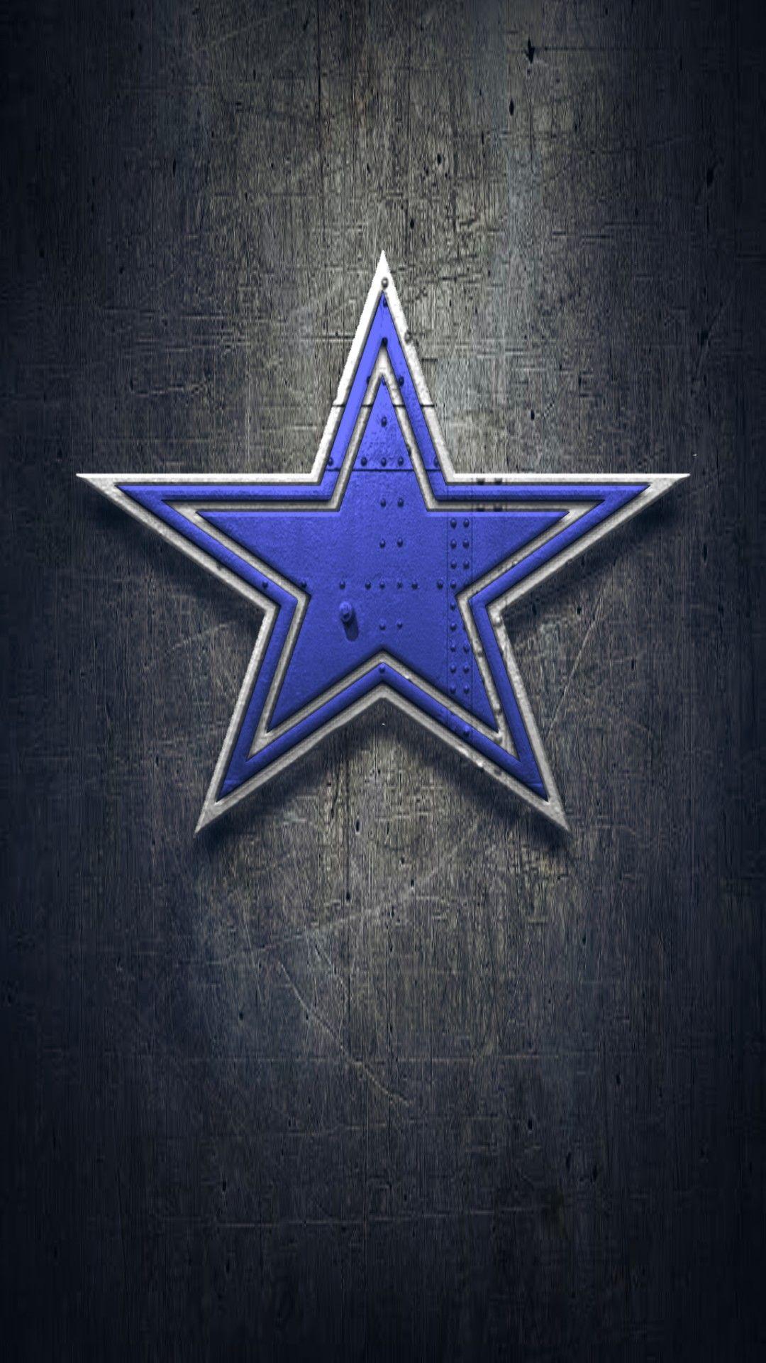 Nfl Dallas Cowboys Logo Wallpaper In 2020 Dallas Cowboys Logo Nfl Teams Logos Nfl Dallas Cowboys