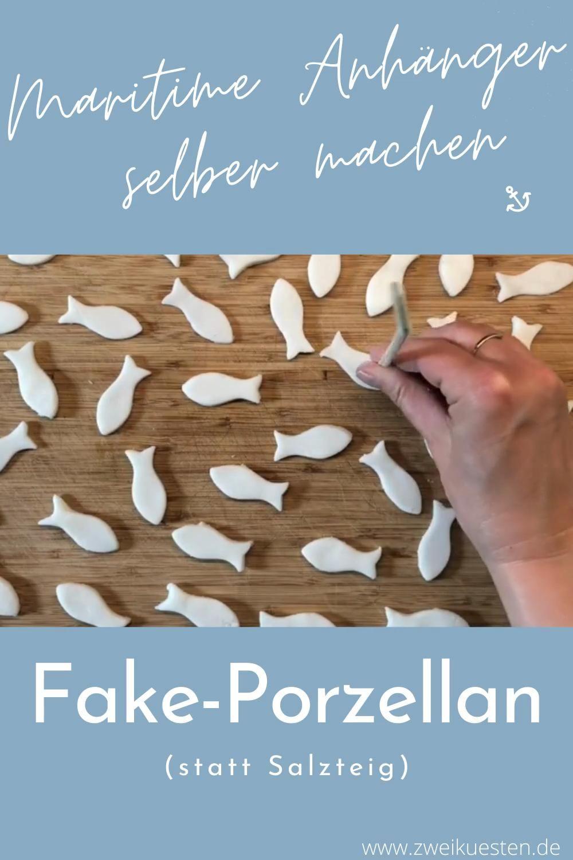 Fake-Porzellan statt Salzteig