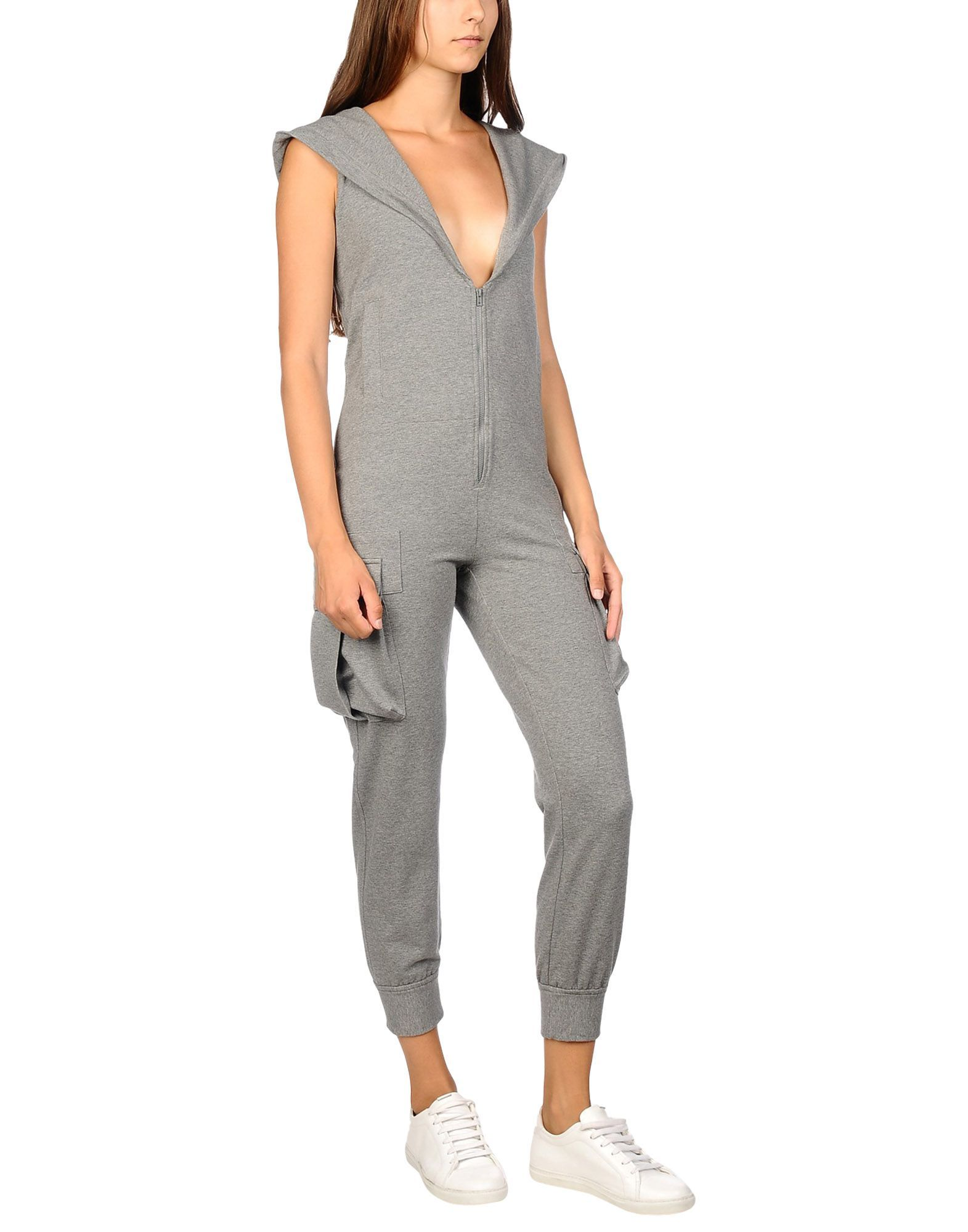 1deb877e19b Sweats By Normakamali Women Jumpsuit One Piece on YOOX. The best online  selection of Jumpsuits One Pieces Sweats By Normakamali.