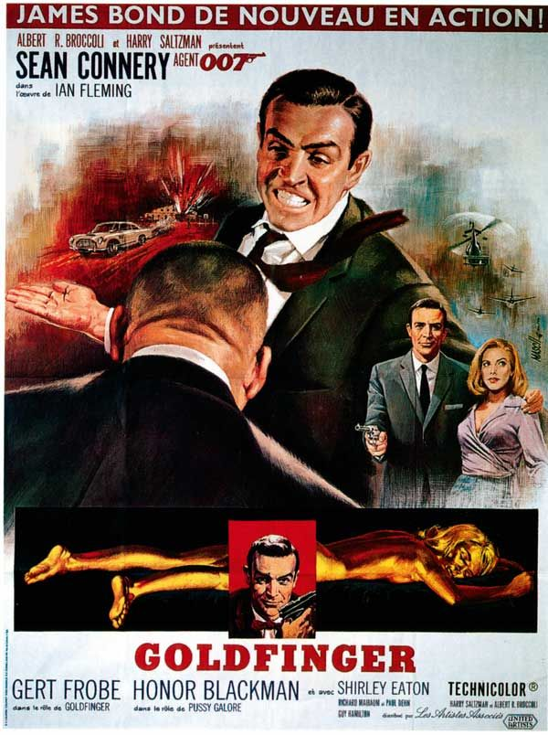 Sean Connery Large Poster  24inx36in
