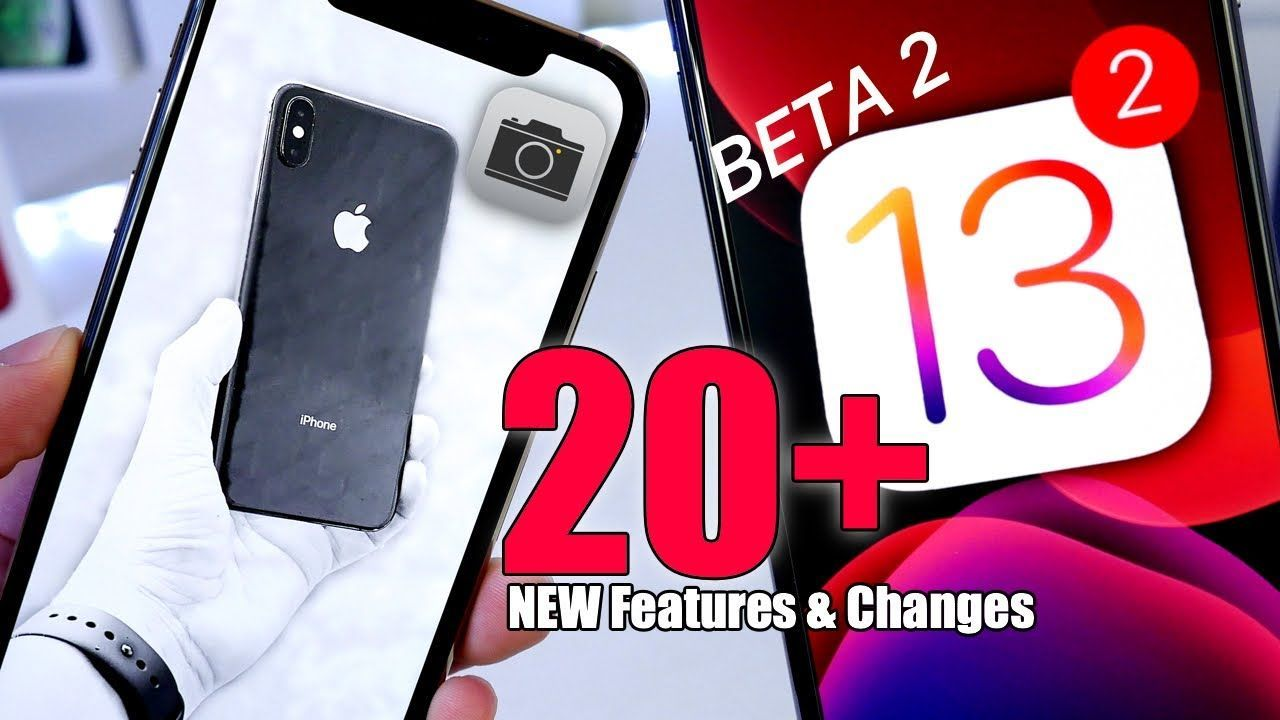 iOS 13 Beta 2 - 20+ New Features & Changes #ios13wallpaper #ios13wallpaper