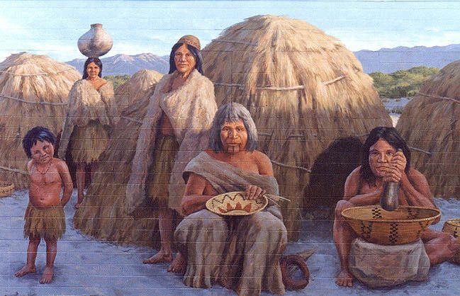 california native american villages - Google Search | california ...