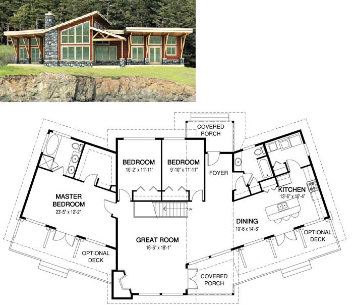 planos de casas y fachadas gratis