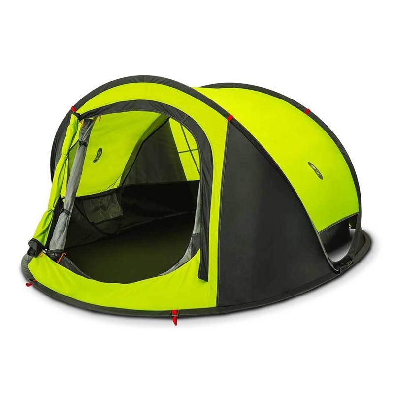 Xiaomi 3 4 People Automatic Camping Tent Outdoor Waterproof