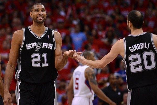 Los Spurs barren a los Clippers