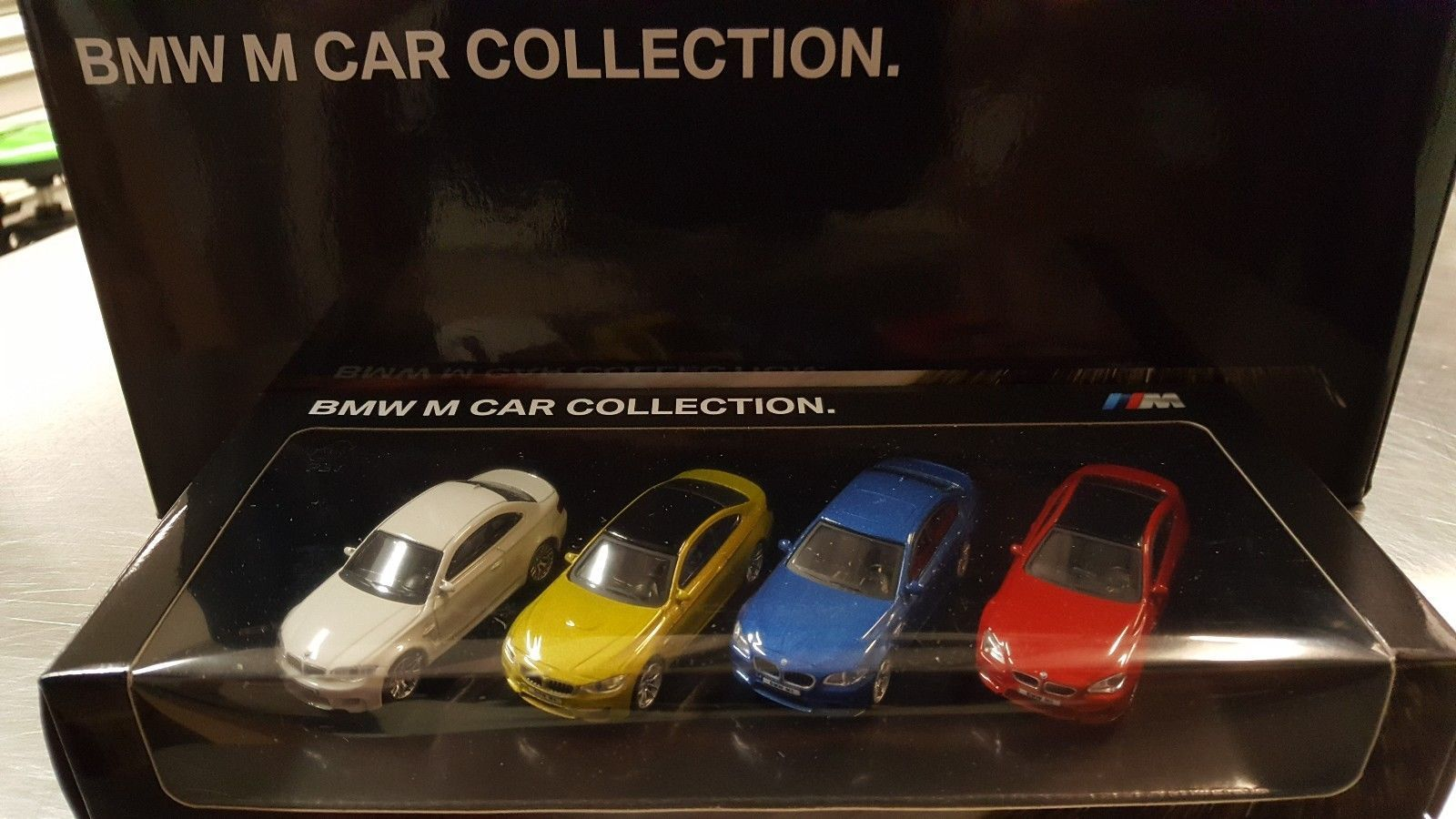 Awesome Awesome BMW M CAR COLLECTION - 1:64 SCALE 2017 2018 Check ...