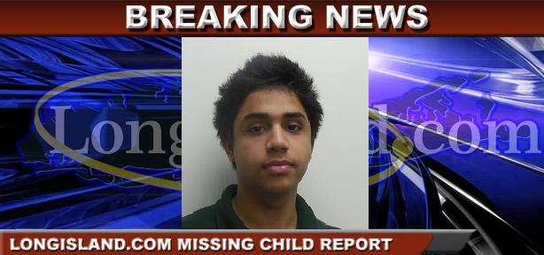 Cancelled Missing Juvenile Alert 15 Year Old Syosset Boy
