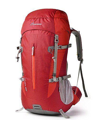 ed440bf2f5 Nuova offerta in #assortito : Mountaintop Zaino Trekking con Impermeabile  50L 10L per gli sport di campeggio esterno di corsa con la copertura della  pioggia ...