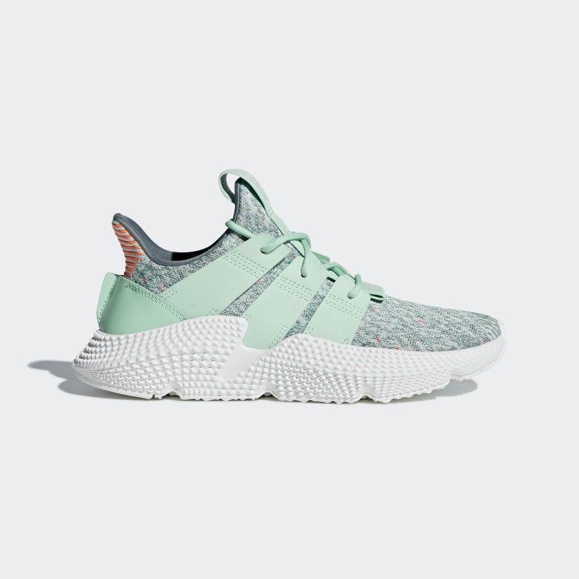 WeißSchwarz Adidas Prophere Damen Originals Schuhe