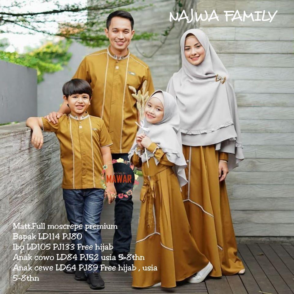 Terbaru Wa 0895 2103 6753 Gamis Couple Polos Cantik Ootd Fashion Hijab Fashion