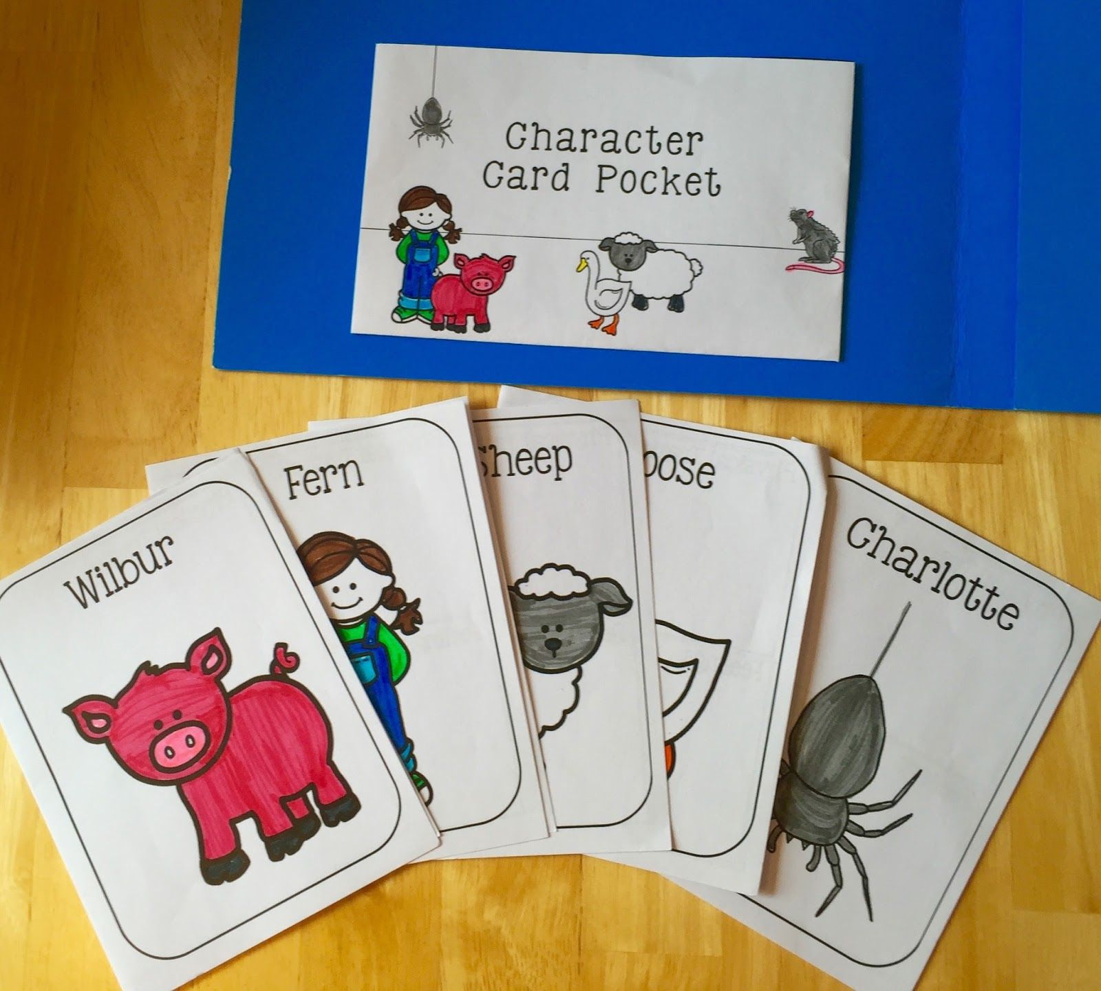 Inspiration for Education: Charlotte\'s Web Activities and a Freebie ...