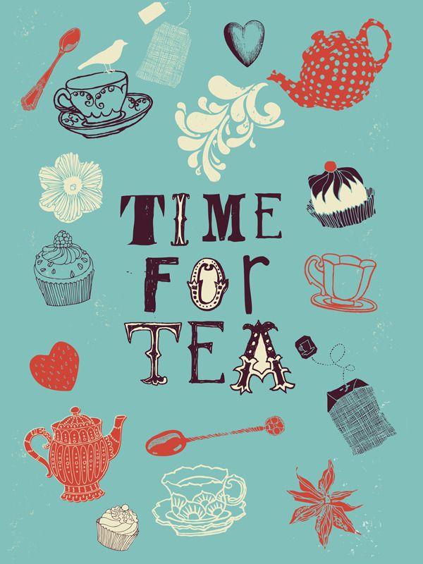 tea time vintage - Cerca con Google