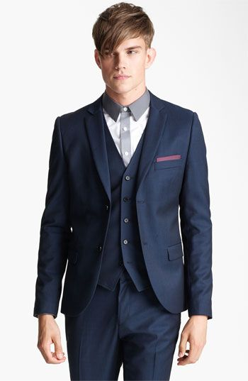 Topman 'Tonic' Skinny Blazer available at #Nordstrom - $280