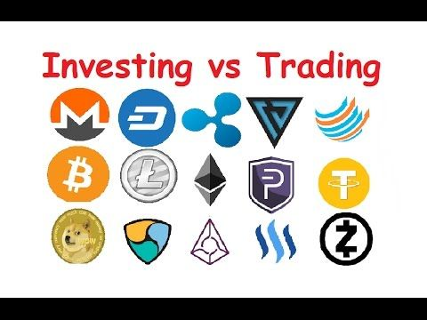 Cryptocurrency investment cryptocurrency trading