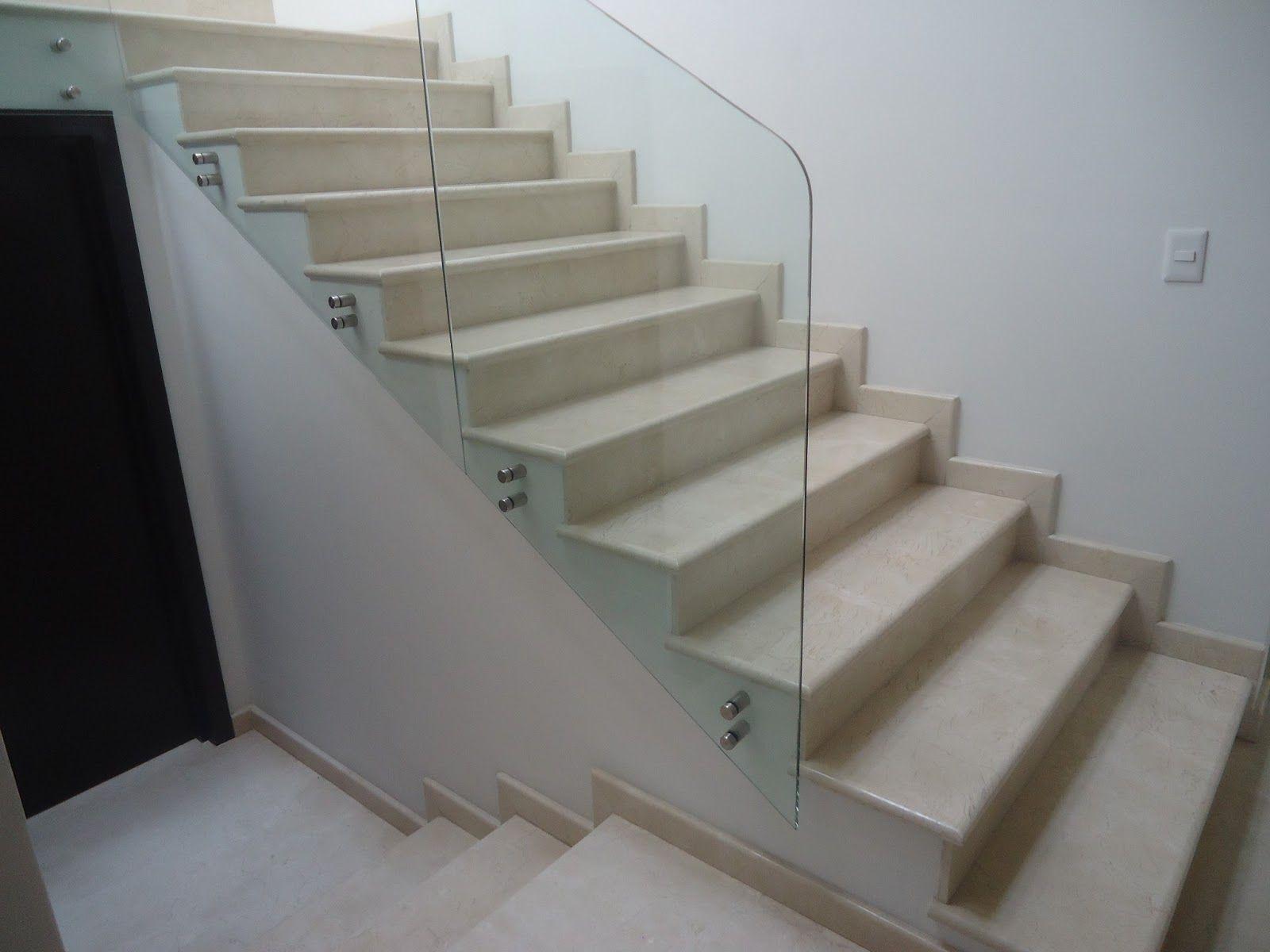 Porcelanato En Escaleras Buscar Con Google Mess Pinterest  ~ Materiales Para Peldaños De Escaleras Interiores