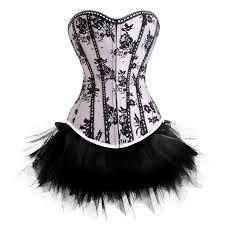 steampunk white corsets  google search  corset dress