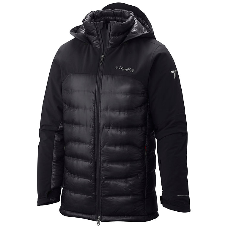 Men's Heatzone 1000 TurboDown™ Hooded Jacket | Snowboarding