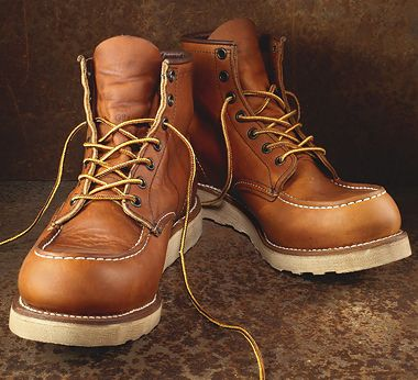 Red Wing Boots | Beautiful, Classy and Red wing 875