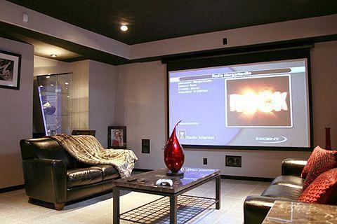 Home Theater Installation    Watts Control Inc Hom
