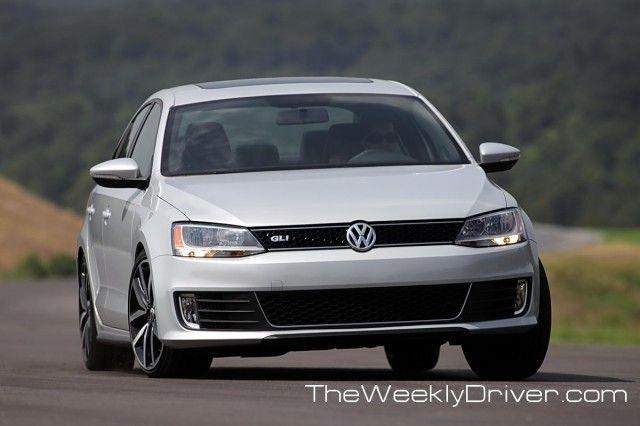 2012 Volkswagen Jetta Gli Review Jetta Gli Volkswagen Jetta Volkswagen