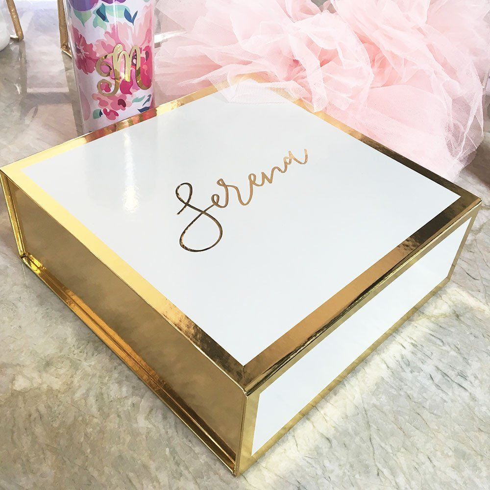 Personalized Gift Box | Wedding, Proposals and Wedding