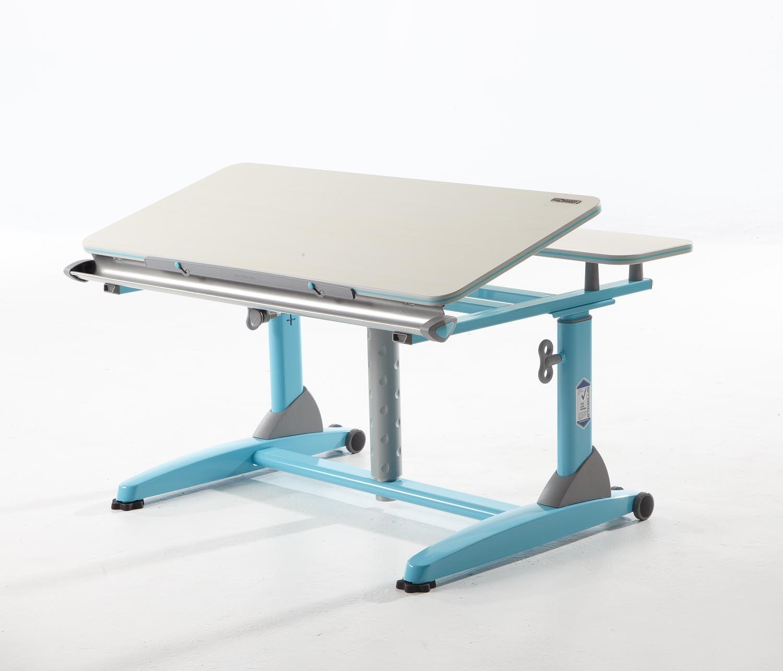 Kid Ergonomic Desk Designed For Kids Learning Angle Adjustable Working Surface Stabilus Gas Elevating Me Ergonomic Desk Design Desk Design Ergonomic Desk
