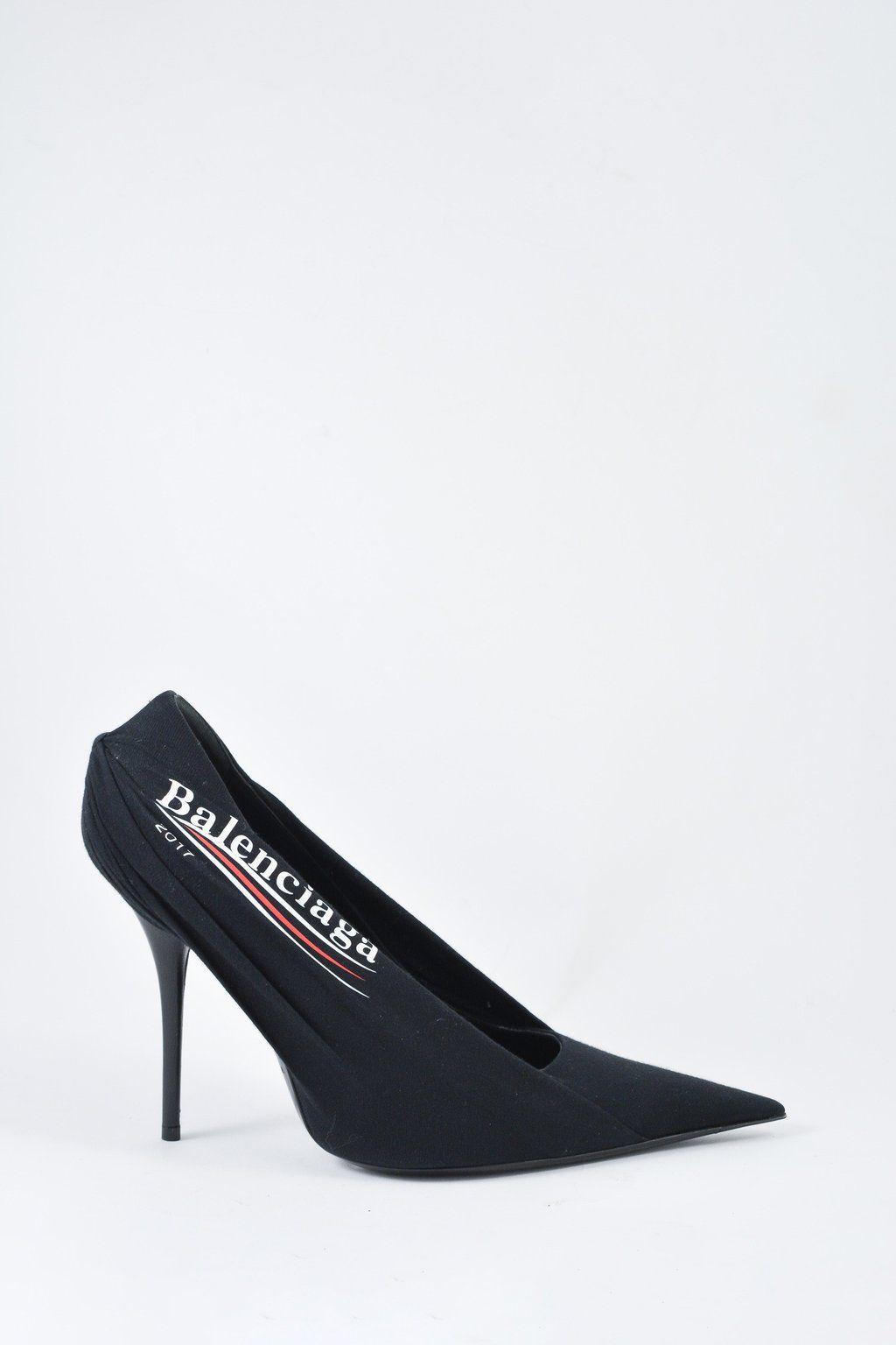 Matching Shoes and Bag Black Ruched Chiffon Satin Peep Toe Slingback 4.5/'/' Heel