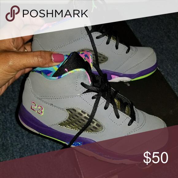 Preschool Belair 5s Jordan Belair 5s Size 10c Jordan Shoes