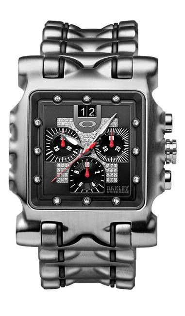 Oakley s Minute Machine Diamond Dial Edition - A sweet watch I could never  justify the price of buying ad4c96d93f17