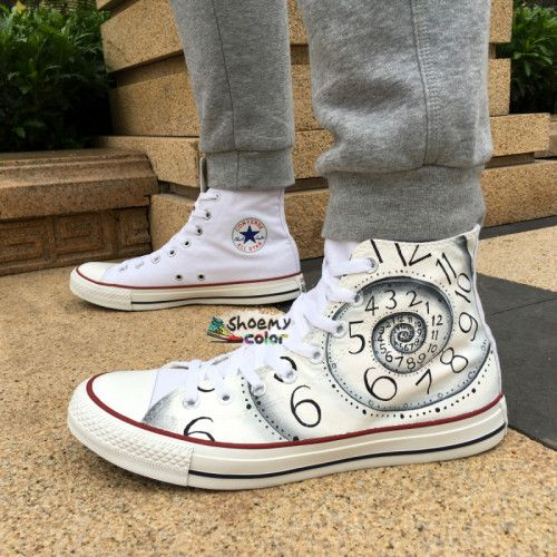 7af92cce1734 Hand painted shoes are special because its uniqueness They are not only  wearable shoes but also art work They represent your personality and your  special ...