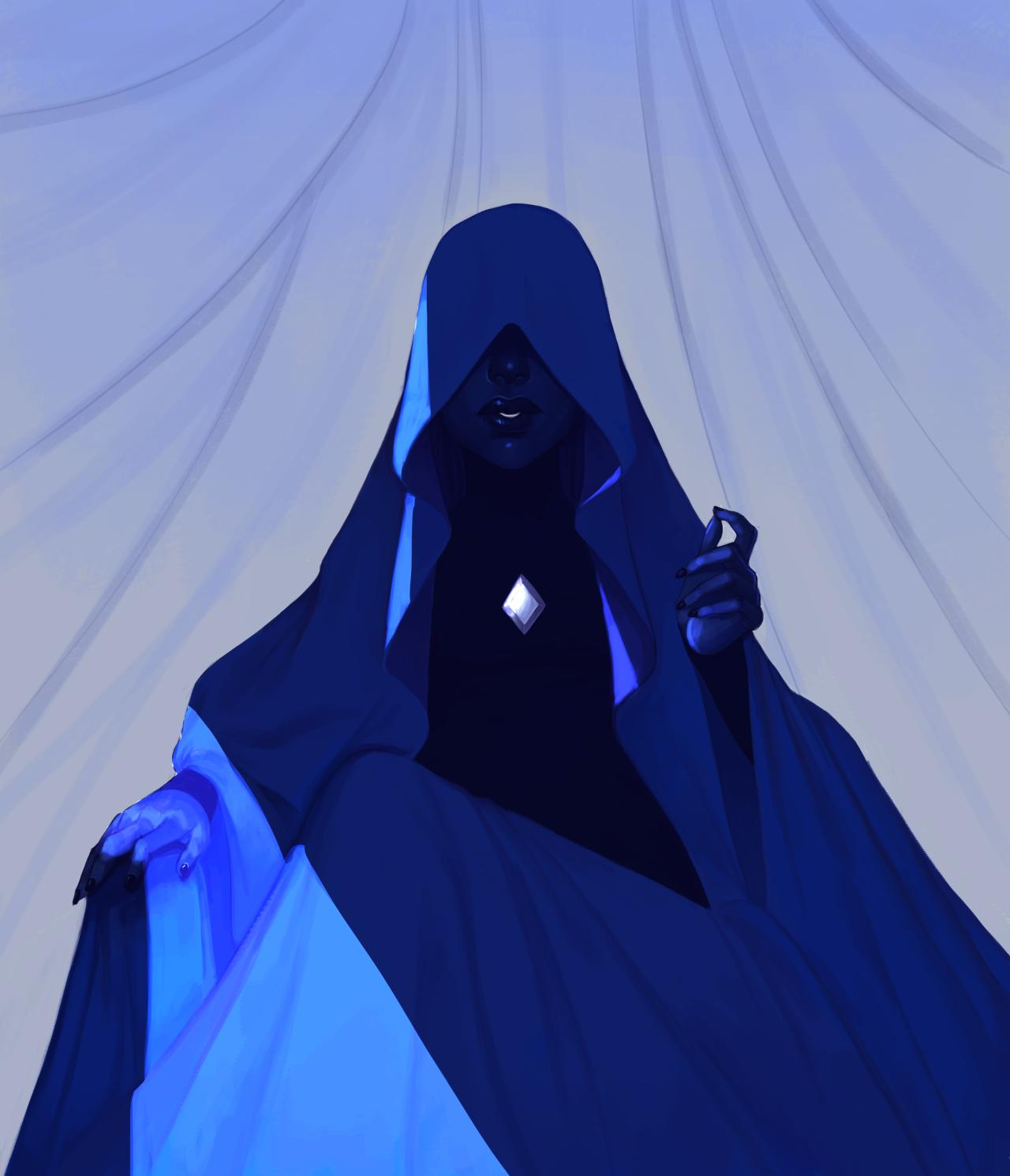 H O O T A L O O, chandeloor:   blue diamond is honestly my walking...