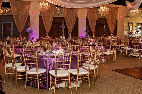 purple | Wedding Ideas | Pinterest | Reception, Purple themes and ...