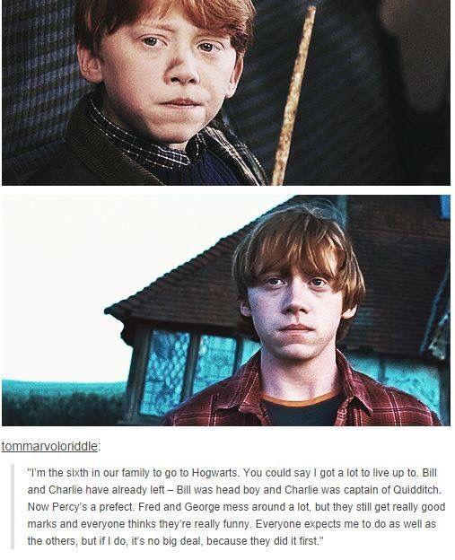 Aww Ron!!