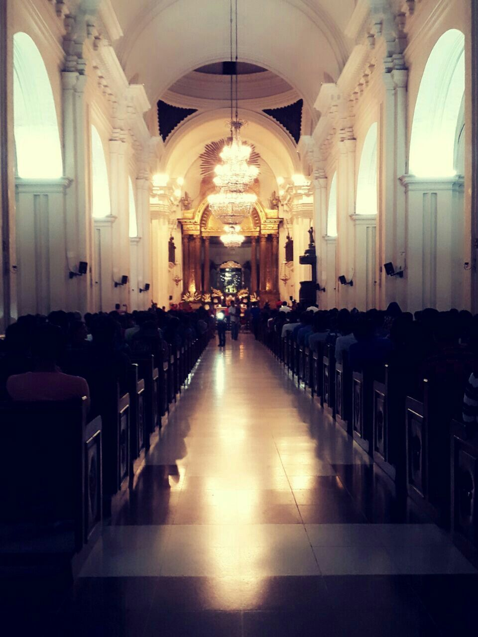Basílica cristo negro