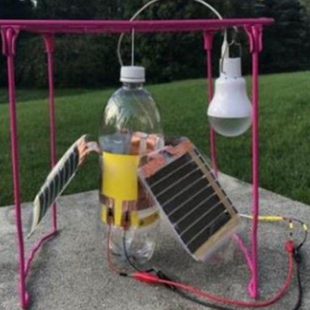 Estudiante De 13 Anos Crea Un Dispositivo Para Generar Energia Verde Por Solo 5 Energia Renovable Proyectos De Energia Renovable Energia Sustentable