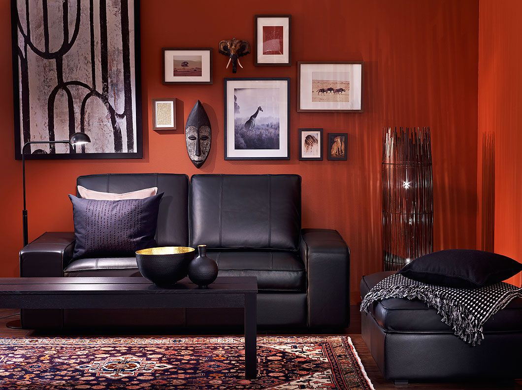 Black Furniture Living Room Ideas Mesmerizing Design Review