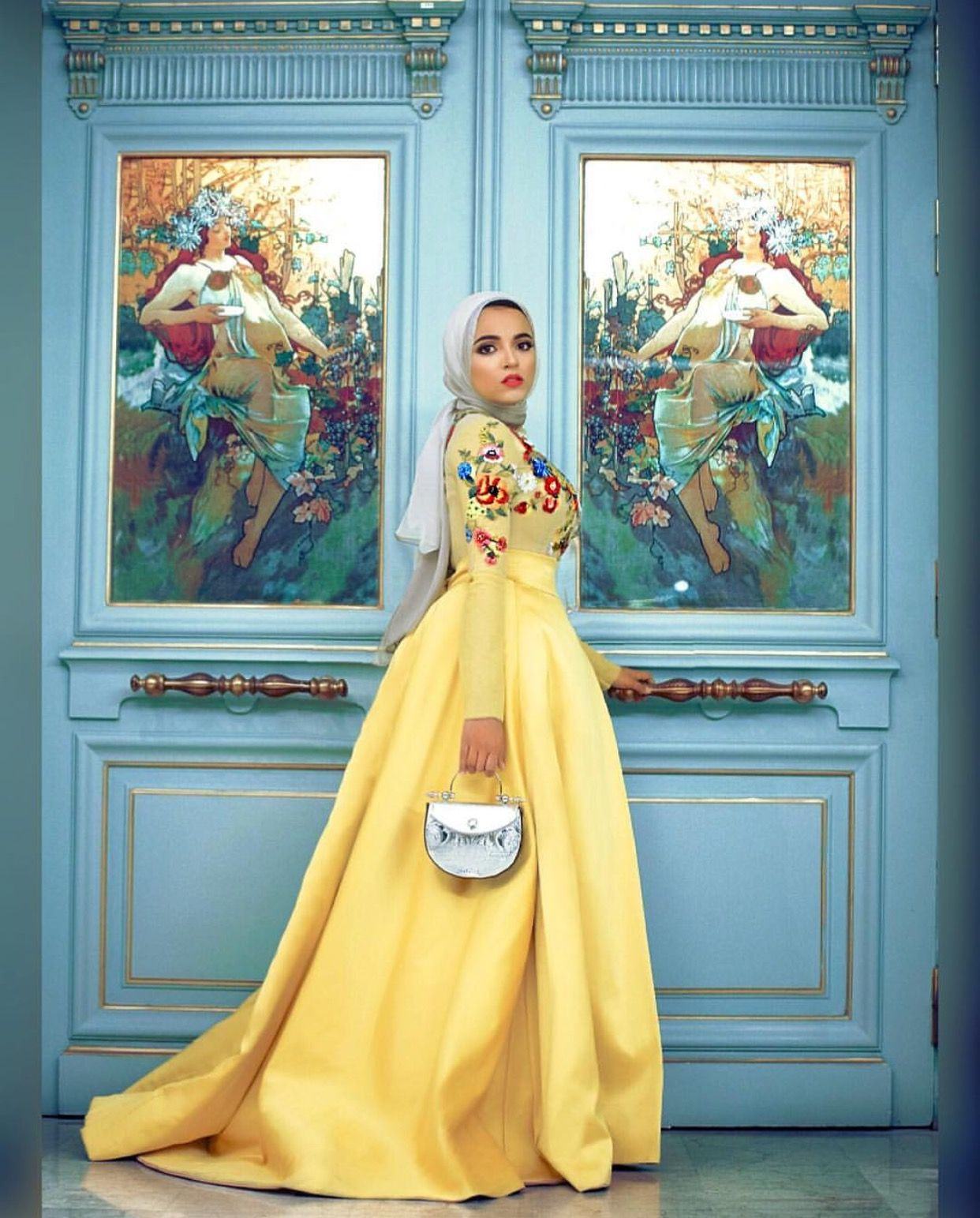 Pin by 🌸just4girls🌸 on Dresses | Pinterest | Hijab dress, Muslim ...