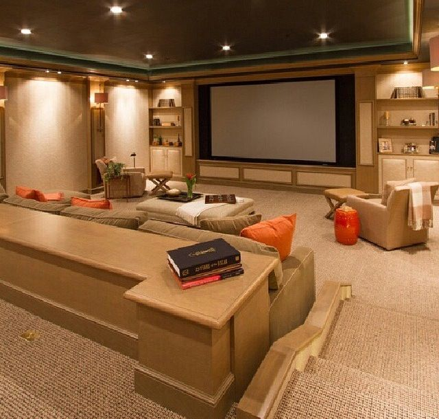 Home Theater Rooms, Home, Home Theater