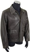 F&H Men's Genuine Cowhide Leather Kevin
