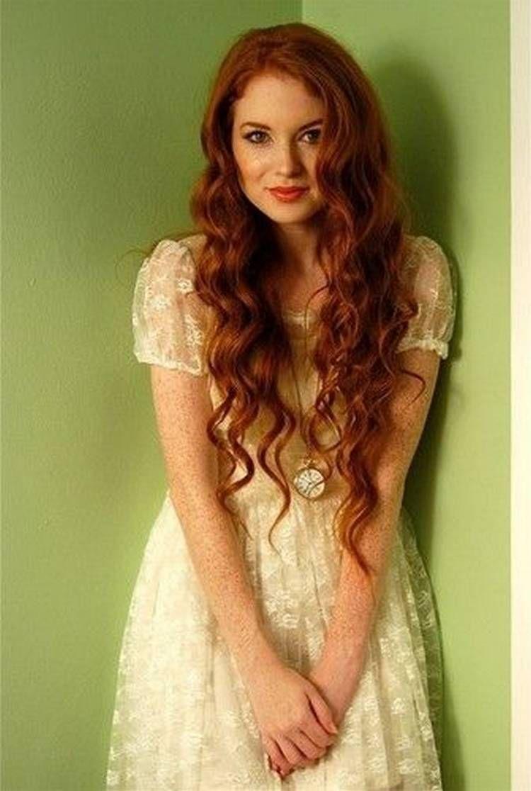 Beautiful Irish Redheads (29 Photos) | Red heads | Shades ...