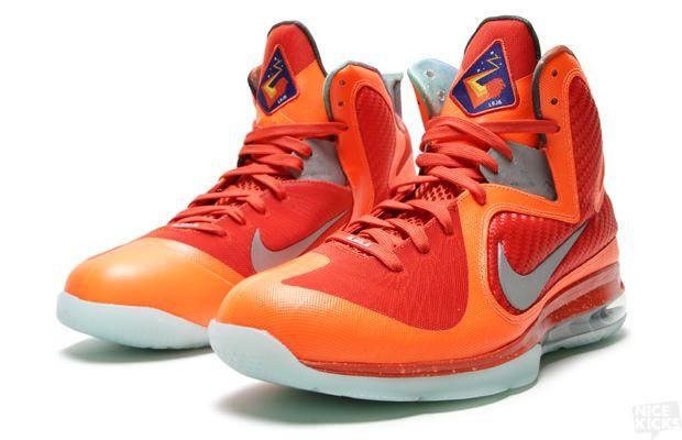 best sneakers 75553 f944f Nike LeBron 9