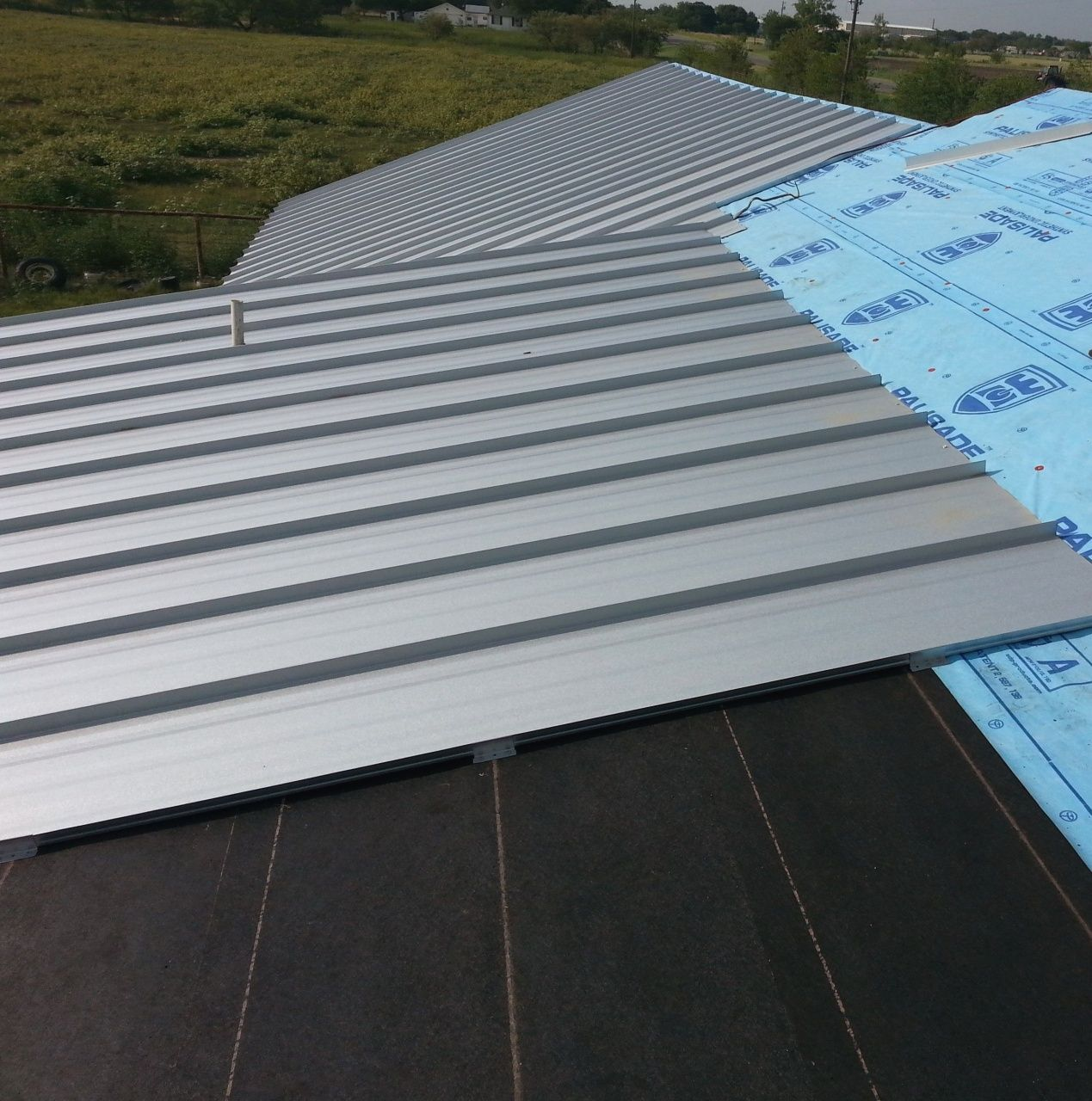 Patio Roof Panels Home Depot in 2020 Roof panels